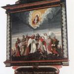 Himmelfahrtsdarstellung von 1695